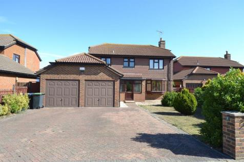 Longacre, Chestfield, Whitstable. 4 bedroom detached house for sale