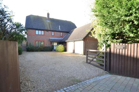 The Leas, Chestfield, Whitstable. 4 bedroom detached house for sale