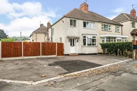 Priory Road, Dudley. 3 bedroom semi-detached house