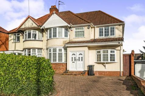 The Broadway, Dudley. 4 bedroom semi-detached house for sale