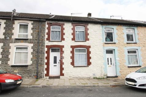 Deri Terrace, Ferndale CF43 3NB. 3 bedroom terraced house