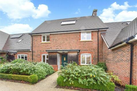 Hooke Court, Liphook. 3 bedroom terraced house for sale