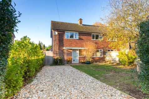The Mead, Liphook. 3 bedroom semi-detached house for sale