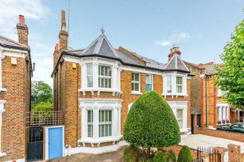 Rylett Crescent, Wendell Park, Shepherds Bush, London, W12. 5 bedroom semi-detached house