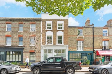 Dalling Road, Brackenbury Village, London, W6. 5 bedroom terraced house