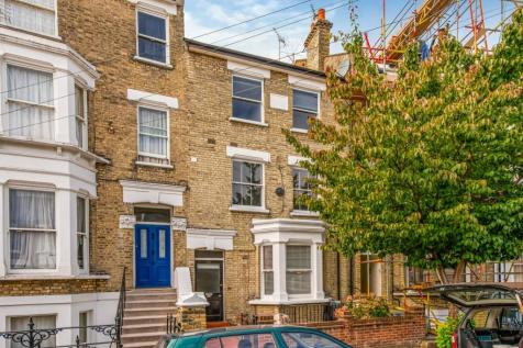 Dorville Crescent, Brackenbury Village, Hammersmith, London, W6. 8 bedroom terraced house for sale