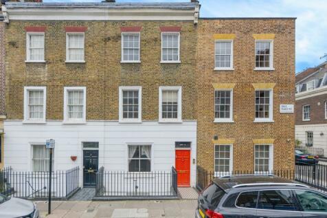Sale Place, Paddington, London, W2. 4 bedroom terraced house