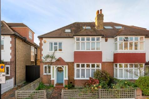 Stamford Brook Avenue, Stamford Brook, London, W6. 5 bedroom semi-detached house for sale