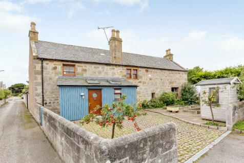 Findhorn, Forres, Morayshire. 4 bedroom detached house for sale
