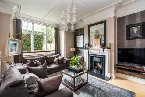 Finsen Road, London. 3 bedroom terraced house