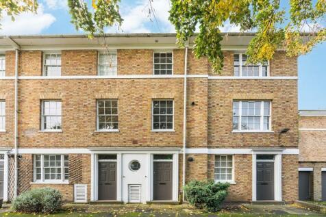 Langford Green, London. 4 bedroom terraced house