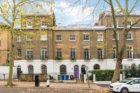 Camberwell Grove, London. 5 bedroom town house for sale
