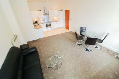 Furnished Apartment, Eastbrook Hall, BD1. 2 bedroom apartment