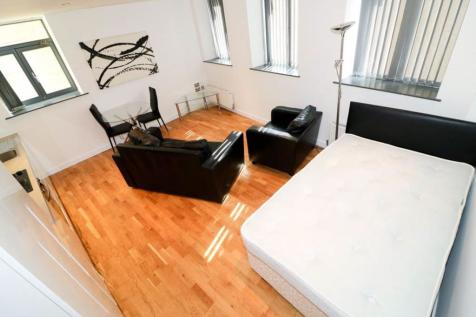 Furnished Apartment, The Mill House, BD1. Studio flat