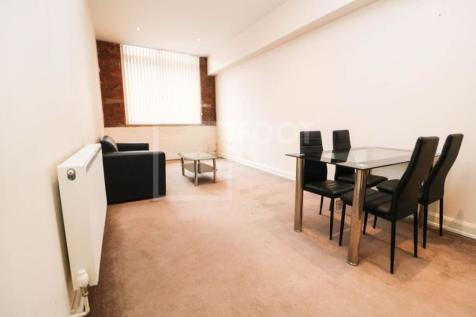 Canal House, Canal Road, Bradford, BD1 4BA. 1 bedroom apartment