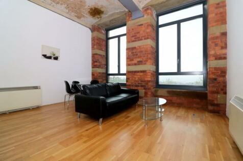Furnished Apartment, Velvet Mill, BD9. Studio flat