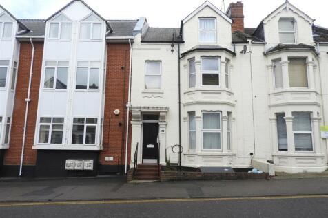 Milton Road, Swindon. 1 bedroom flat