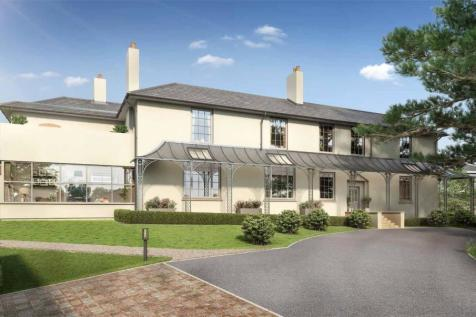 Milford House, Howarth Park, Milford Hill, Salisbury, SP1. 2 bedroom apartment for sale