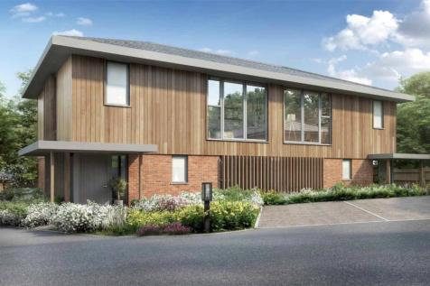 The Fir, Howarth Park, Milford Hill, Salisbury, SP1. 3 bedroom retirement property for sale