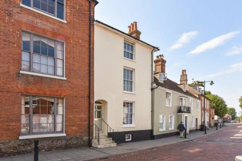 Westgate, Chichester. 3 bedroom house