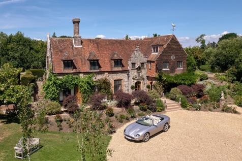 Cutmill, Bosham, Chichester, West Sussex. 5 bedroom detached house for sale
