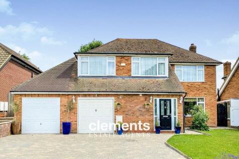 Leverstock Green, Hemel Hempstead. 4 bedroom detached house