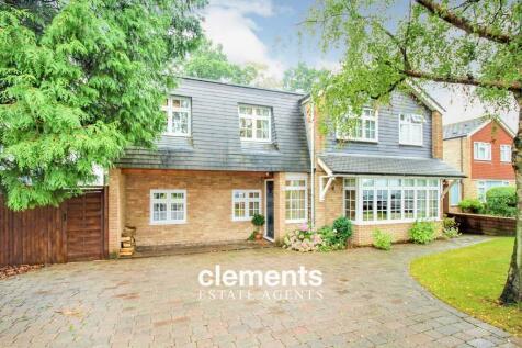 Leverstock Green, Hemel Hempstead. 5 bedroom detached house