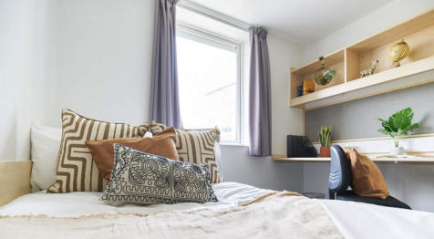 Richmond Road, Bradford, United Kingdom. 1 bedroom private halls