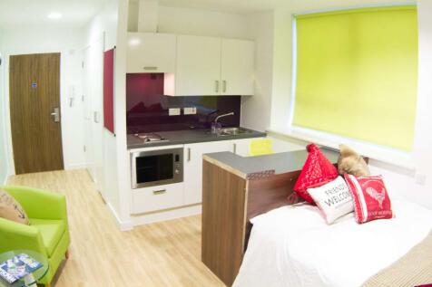 349 High Street, Bangor, United Kingdom. 1 bedroom private halls