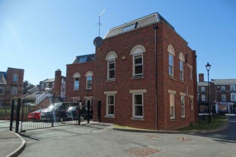 34 St Julians Crescent, Shrewsbury, SY1 1UD. 1 bedroom apartment
