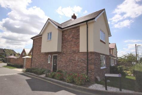 Lavender Grove, Locks Heath. 3 bedroom semi-detached house