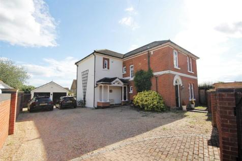 Swanwick Lane, Lower Swanwick. 4 bedroom detached house