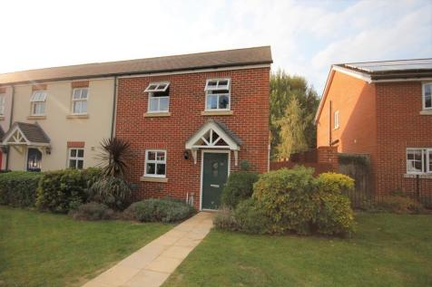 Columbus Drive, Sarisbury Green. 3 bedroom semi-detached house