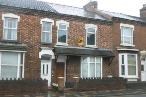 West Street, Crewe, Cheshire, CW1. 3 bedroom flat