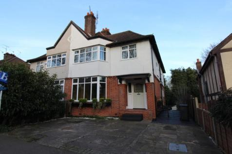 Kingston Road, Romford, Essex, RM1. 7 bedroom semi-detached house