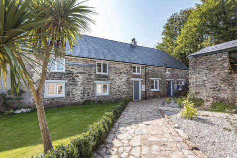 Higher Batson, Salcombe. 8 bedroom farm house for sale