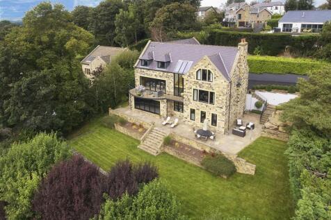 Kites Nest, Highfield Drive, Rawdon. 5 bedroom detached house for sale