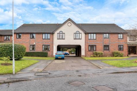3F, Duncryne Place, Bishopbriggs, G64 2DS. 1 bedroom retirement property for sale