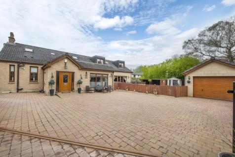 Croftview, Glenorchard Road, Balmore, by Torrance, G64 4AJ. 5 bedroom detached villa for sale