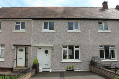 James Street, Bannockburn, Stirling, FK7. 2 bedroom terraced house
