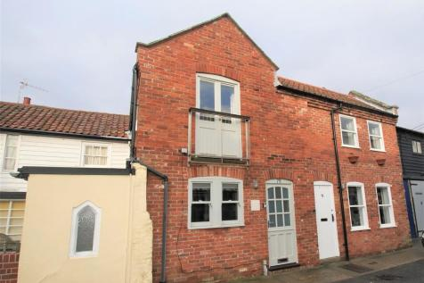 Aldeburgh, Suffolk. 2 bedroom terraced house for sale