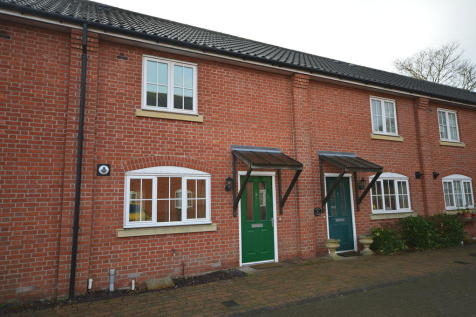 Bell Close, Saxmundham. 2 bedroom terraced house