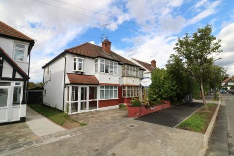 Abbotts Drive, Wembley, Middlesex. 3 bedroom semi-detached house