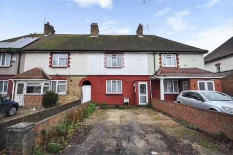 Greenford Avenue, Southall, Greater London. 3 bedroom terraced house for sale