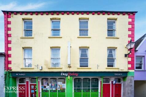 Toberwine Street, Glenarm, Ballymena, County Antrim. 2 bedroom flat for sale