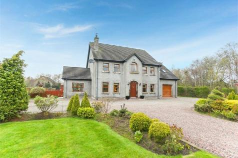 Byrnes Rampart, Lurgan, County Armagh. 6 bedroom detached house