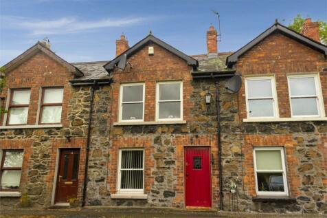 Boyne Row, Upperlands, Maghera, County Londonderry. 2 bedroom terraced house