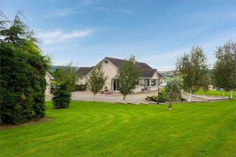 Killyclooney Road, Dunamanagh, Strabane, County Tyrone. 4 bedroom detached house for sale