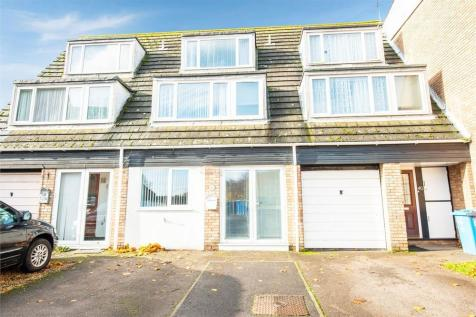 Perry Gardens, Poole, Dorset. 4 bedroom terraced house