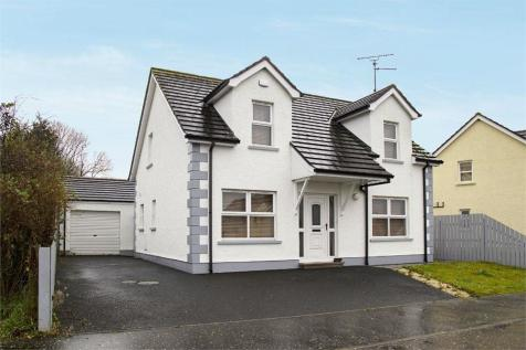 The Ferns, Armoy, Ballymoney, County Antrim. 5 bedroom detached house